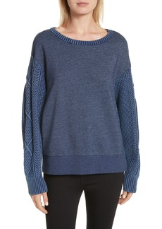rag & bone Harper Cable Knit Sweater