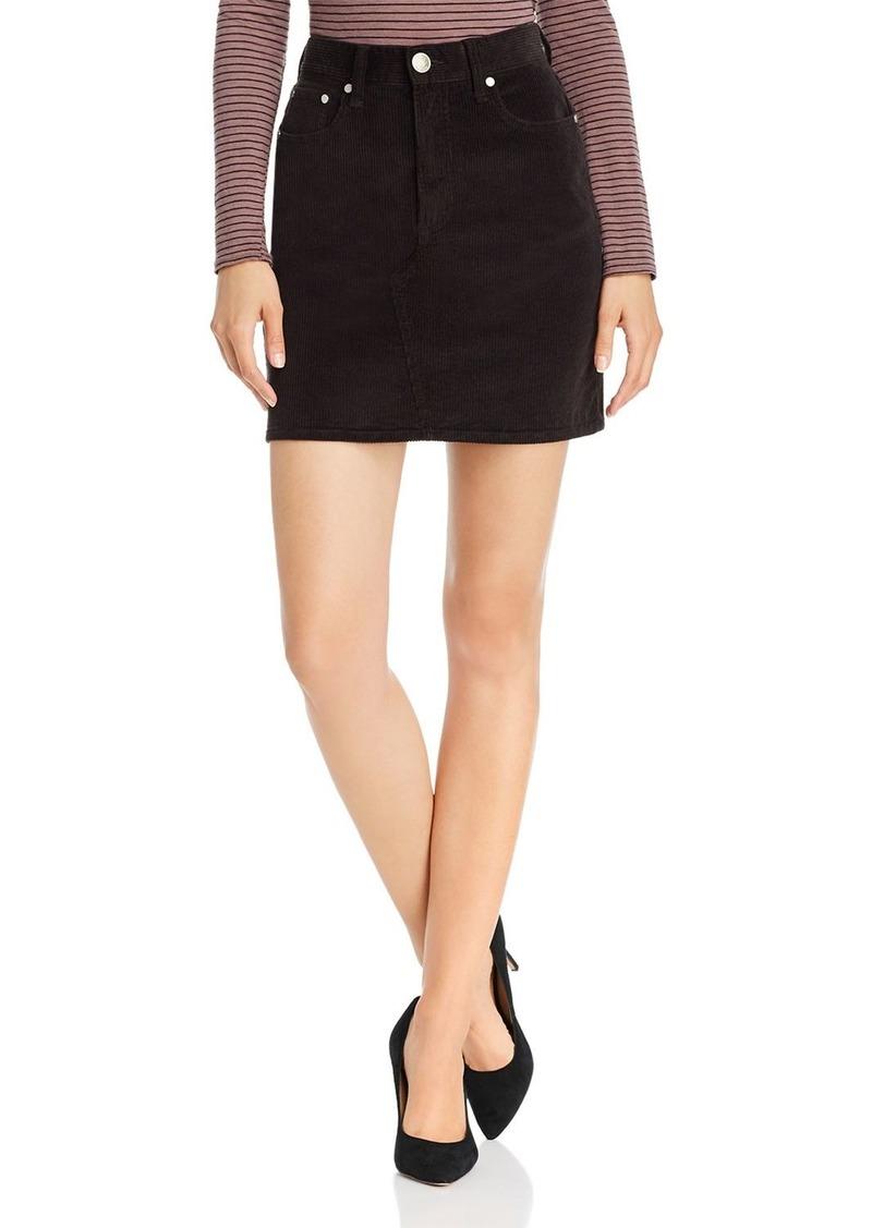 rag & bone Hayden Corduroy Skirt