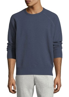 Rag & Bone Men's Heathered Long-Sleeve Sweatshirt