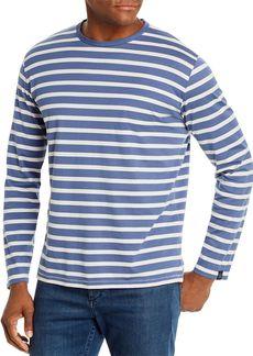 rag & bone Henry Stripe Long-Sleeve Tee