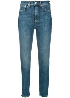 Rag & Bone high waisted skinny jeans - Blue