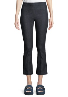 Rag & Bone Hina High-Rise Flared-Leg Ankle Pants