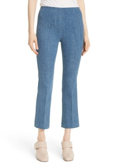 rag & bone Hina High Waist Ankle Jeans (Clean Ambra)