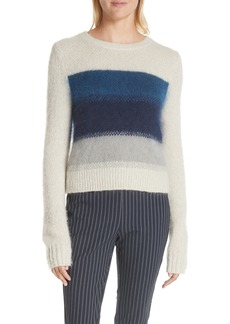 rag & bone Holland Ombré Stripe Sweater