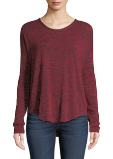 Rag & Bone Hudson Long-Sleeve Jersey Tee