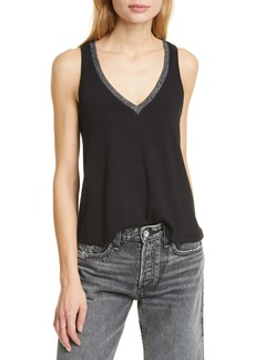 rag & bone Hudson Sleeveless Knit Top