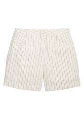 rag & bone Ivy Mini Linen Shorts