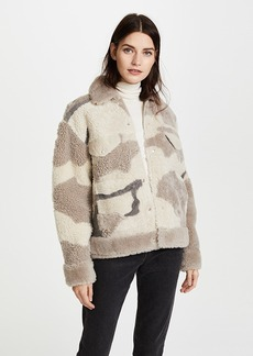 Rag & Bone Jake Shearling Jacket