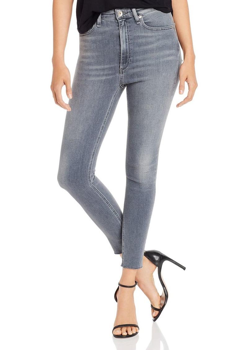 rag & bone Jane Super High-Rise Skinny Jeans in Dexter