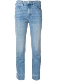 Rag & Bone /Jean cropped cigarette jeans - Blue