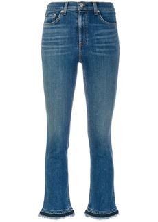 rag & bone cropped skinny jeans