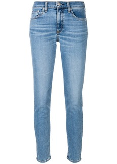 Rag & Bone /Jean cropped skinny jeans - Blue