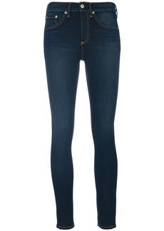 Rag & Bone /Jean high waisted skinny jeans - Blue