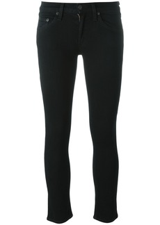Rag & Bone /Jean 'The Capri' jeans - Black