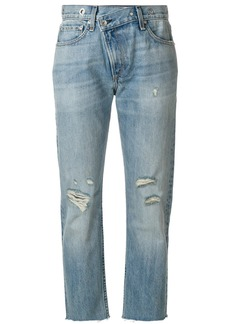 Rag & Bone /Jean Wicked cropped jeans - Blue