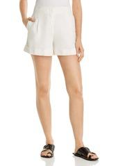 rag & bone Jess Linen-Blend Shorts