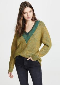 Rag & Bone Jonie V Neck Sweater