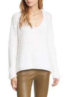 rag & bone Joseph Rib V-Neck Sweater