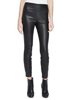 Rag & Bone Josephine Leather Combo Leggings
