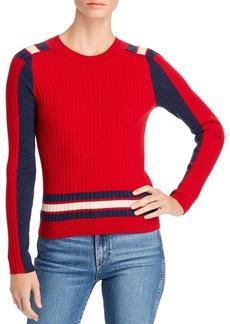 rag & bone Julee Rib-Knit Sweater