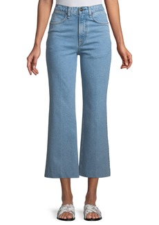 Rag & Bone Justine Flared Ankle Jeans