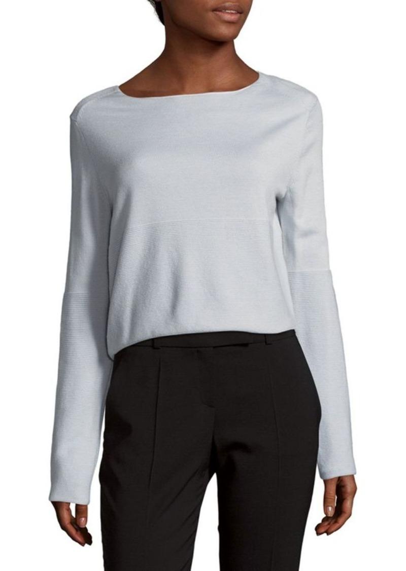 Rag & Bone Rag & Bone Kara Merino Wool Cropped Sweater | Sweaters ...