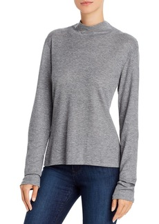 rag & bone Kari Ribbed Mock-Neck Sweater