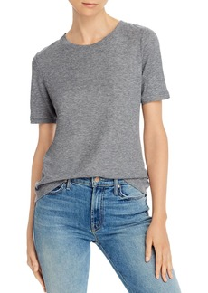 rag & bone The Rib-Knit Slim Tee