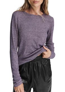 rag & bone Knit Slim Fit Long Sleeve Top