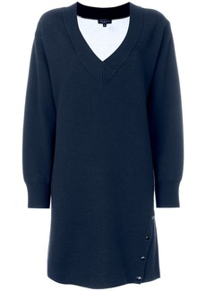 Rag & Bone knitted v-neck dress