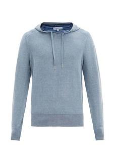 Rag & Bone Lance cotton hooded sweater