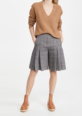 Rag & Bone Lani Pleated Shorts