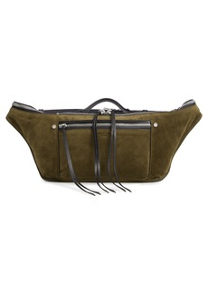rag & bone Large Elliot Leather Fanny Pack