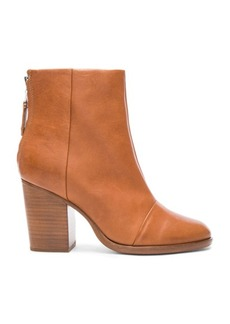 Rag & Bone Leather Ashby Ankle High Boots