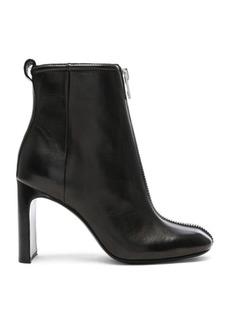 Rag & Bone Leather Ellis Zip Boots