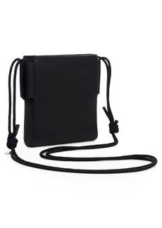 rag & bone Leather Passport Bag