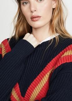 Rag & Bone Leon Crew Sweater