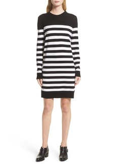 rag & bone Lilian Stripe Merino Wool Dress (Nordstrom Exclusive)