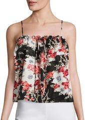 Rag & Bone Lizzie Floral-Print Camisole