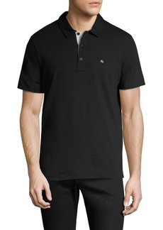 Rag & Bone Logo Polo