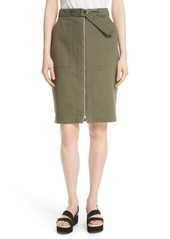 rag & bone Lora Utility Pencil Skirt