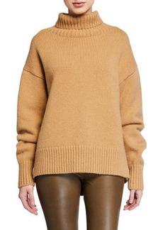 Rag & Bone Lunet Lambs Wool Turtleneck Sweater