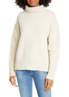 rag & bone Lunet Turtleneck Wool Sweater