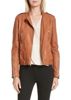 rag & bone Lyon Leather Jacket