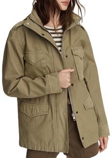 rag & bone M65 Hooded Field Jacket