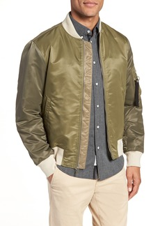 rag & bone Manston Colorblock Bomber Jacket