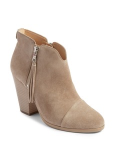 rag & bone Margot Fringe Cap Toe Bootie (Women)