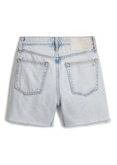 rag & bone Maya High Waist Denim Shorts (Nevada)