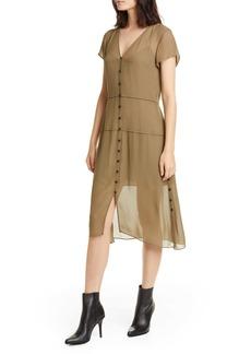 rag & bone McCormick Midi Dress
