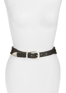 rag & bone 'McKenzie' Belt